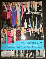 Vogue Paris Collections #8 Fall Winter 2010 Chanel Prada Gucci Versace French