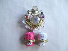Sweet Suite Precure Transformation Brooch Cosplay 2011 BANDAI Japan Used