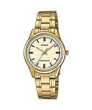 Casio LTP-V005G-9A Ladies Analog Gold Toned Watch LTPV005G-9A COD Paypal BCsale
