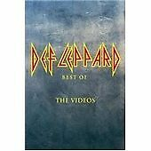 Def Leppard - Best Of (The Videos/+DVD, 2004)