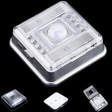 Automatische Induktionslampe Detektor umweltfreundlich sparsam 8 LED-Leuchten