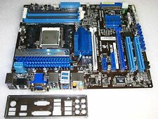 ASUS M4A89GTD PRO/USB3 LGA AM3 AMD DDR3 W/ AMD Quad Core 3.0GHz CPU,I/O.#TQ527