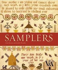 Samplers from the Victoria and Albert Museum by Clare Browne, Jennifer...