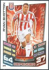 TOPPS MATCH ATTAX 2012-13- #241-STOKE CITY-RYAN SHOTTON