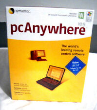 Symantec PC Anywhere 10.5 Windows Host NEW & SEALED