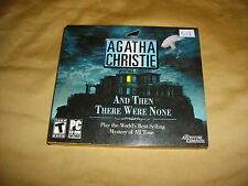 Agatha Christie: Then There Were None (PC, 2005)