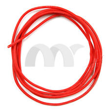 20 AWG 5 Feet (1.5m) Gauge Silicone Wire Flexible Stranded Copper Cables Red