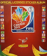PANINI WM 2015 donne * Raccoglitore Album/sticker album vuoto *