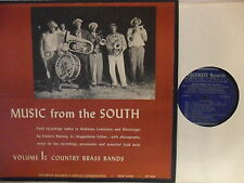 Various - Music From the South Vol.1 - LP 1955 US - Folkways FP 650