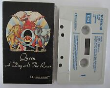 QUEEN A DAY AT THE RACES UK RELEASE CASSETTE TAPE