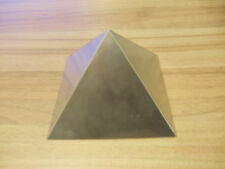 Orgone Aluminium Resin Casting Giza Pyramid Mold / Mould - set of 3