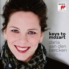 Bercken, Daria Van Den - Keys to Mozart