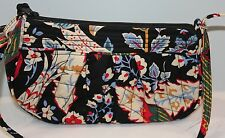 Vera Bradley Versailles Frannie Bag Shoulder Crossbody Purse