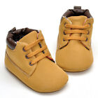 Winter Warm Infant Toddler Newborn Soft Sole Crib Shoes Boots Size 0-18 Months