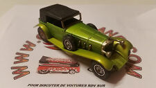 Matchbox models of yesteryear 1928 Mercedes Benz 'SS' Y-16 made in England