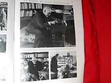 L'illustrazione italiana 1936 LA MORTE DI LUIGI PIRANDELLO