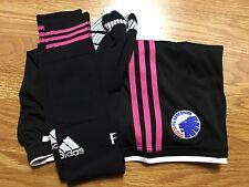 Adidas Climacool FC Copenhagen 2015 Away Shorts & Socks FCK