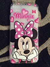 iPhone 6 & 6s Disney Mickey Minnie Mouse Gel Phone Case Soft Protective Gift