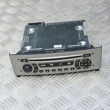 Peugeot 308 MK1 CD Radio Player 96662671XH04