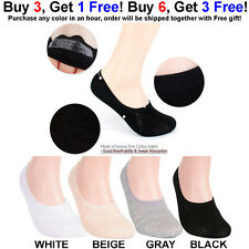 Best No show socks invisible liner low cut socks non slip socks for men women