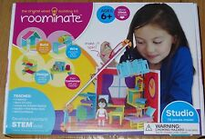 Studio Roominate Wired Educational Building Kit Design Build Wire STEM Skills