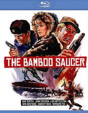 The Bamboo Saucer (Blu-ray Disc, 2014)