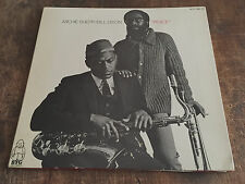 ARCHIE SHEPP/BILL DIXON - PEACE - JAZZ,JAZZ,FREE JAZZ!!!! - BYG RECORDS!!!!