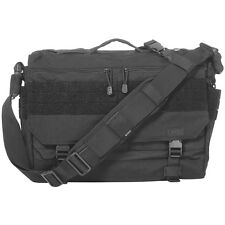 5.11 RUSH DELIVERY LIMA PADDED LAPTOP MESSENGER TACTICAL PACK SHOULDER BAG BLACK