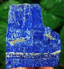 Lapis lazuli AA 295 Grams Gemstones Minerals Specimens Cabbing Rough Lapidary
