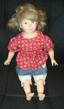 "21""  FASHION, RARE SWIVEL SHOULDER PLATE, GLUED WIG DOLL - MADAME ALEXANDER 1992"