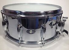 1970s Vintage Slingerland COB Buddy Rich Model Snare Drum 6.5x14 - Beautiful