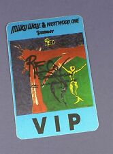 REO Speedwagon Original Backstage Pass - Live as We Know it 1987 Tour - Unused !