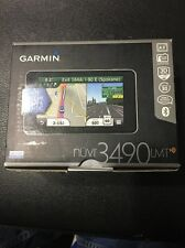 "GARMIN Nuvi 3490 4.3"" Car Mountable GPS  lifetime Maps And Traffic Updates New!"