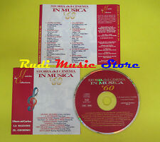 CD STORIA CINEMA MUSICA 60 compilation PROMO 1999 LAZZI HOLLYWOOD ORCHESTRA(C22)