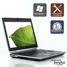 Dell Latitude E6430 Laptop i5-3320M 4GB 160GB Win 7 Pro 1 Yr Wty B v.AAW