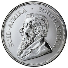 2017 South Africa 50th Anniversary 1 oz .999 Silver Krugerrand PRE-SALE Coin