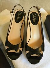 Cole Haan Dalena Air Wedge ~ Black Patent ~ Size 7.5