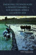 Emerging Technologies to Benefit Farmers in Sub-Saharan Africa and South Asia, ,