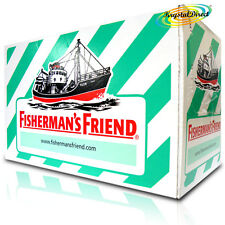 24x Fisherman's Friend Mint Sugar Free Lozenges Sweeteners 25g