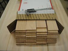 "1/4"" Oak thin boards lumber wood crafts"