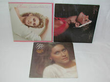 OLIVIA NEWTON-JOHN 3 LP RECORD ALBUMS LOT COLLECTION Greatest Hits V.2/Physical+