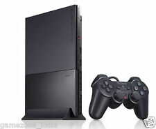 Sony Playstation 2 Console Complete Set +Memory Card+32gb Pendrive+5gamesloaded