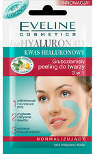 EVELINE Normalizing Coarse Facial Peeling Scrub Face Mask COMBINATION & OILY