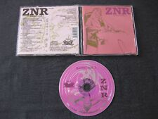 ZNR, Barricade 3, CD, Recommended Records 1993, ReR ZNR1,