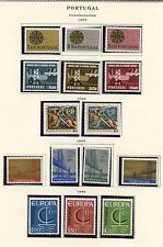 PORTUGAL LOT OF 1966  NEVER HINGED  STAMPS
