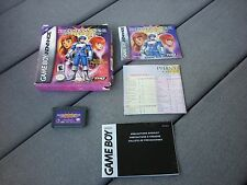 Phantasy Star Collection (Game Boy Advance, GBA) Complete - Tested FREE SHIP CIB
