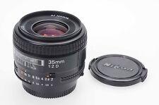 Nikon Nikkor AF 35mm f2 D Lens 35/2                                         #959