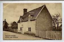 (Lm386-374) Bunyan's Cottage, Elstow Nr Bedford  c1910 Unused, VG
