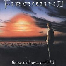 Between Heaven and Hell by Firewind CD Heavy Metal Leviathan 2004