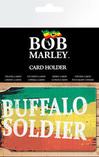 UFFICIALE BOB MARLEY BUFFALO SOLDIER OYSTER Studente Travel Card Holder